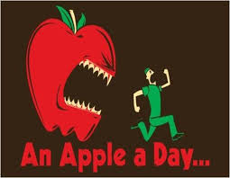 An Apple a Day!